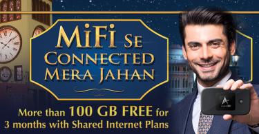 Warid-Mifi-Shared-Internet-Plans