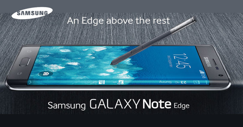 Ufone is Offering Samsung Galaxy Note Edge with Free Internet ...