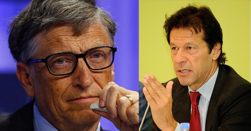 Bill-Gates-calls-on-Imran-Khan