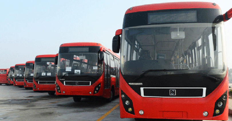 Rawalpindi-Islamabad-Metro-Bus-Project