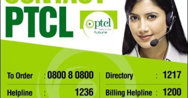 Contacts-PTCL