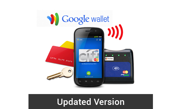 updated google wallet