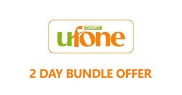 ufone 2 day bundle offer
